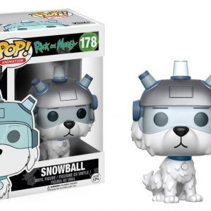 Funko Pop! Snowball (Rick and Morty)