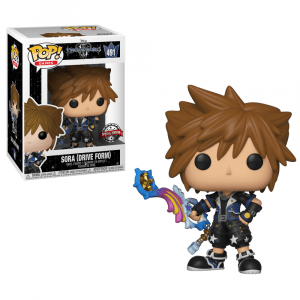 Funko Pop! Sora (Drive Form) (Kingdom…