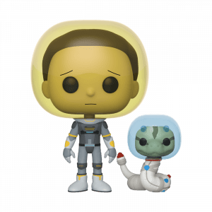 Funko Pop! Space Suit Morty with…