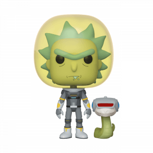 Funko Pop! Space Suit Rick with…