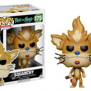 Funko Pop! Squanchy (Rick and Morty)