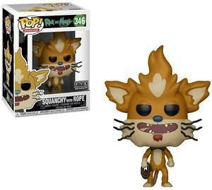 Funko Pop! Squanchy (w/ Rope) (Rick…