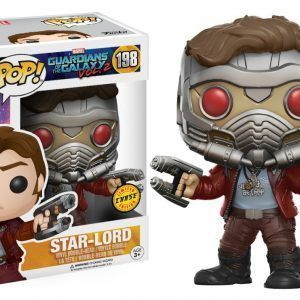 Funko Pop! Star-Lord (Chase) (Guardians of…