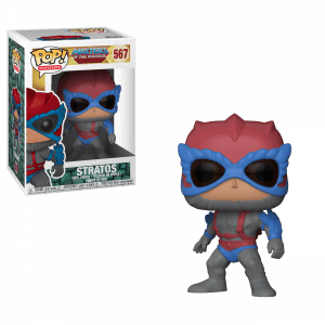 Funko Pop! Stratos (Masters of the…