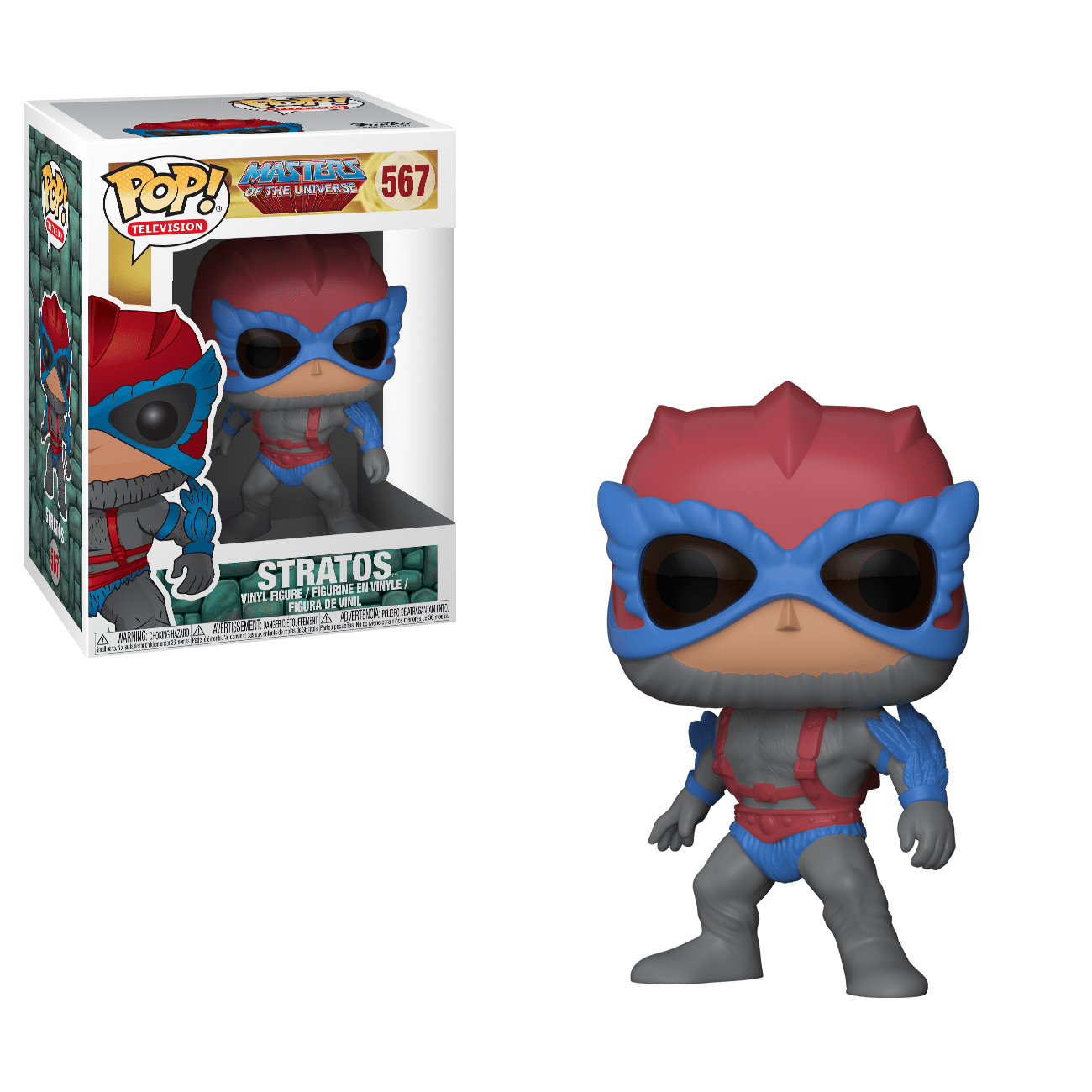 Funko Pop! Stratos (Masters of the Universe)