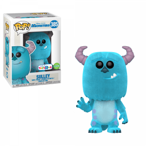Funko Pop! Sulley - (Flocked) (Monsters
