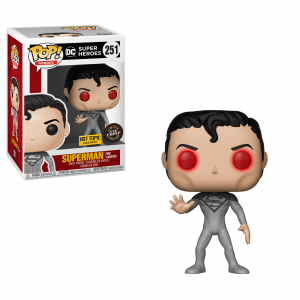 Funko Pop! Superman (Glow, Red) (Chase)…