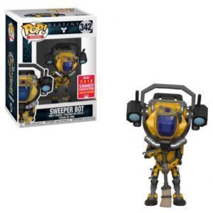 Funko Pop! Sweeper Bot Summer Convention…