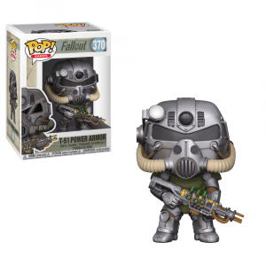 Funko Pop! T-51 Power Armor (Fallout)
