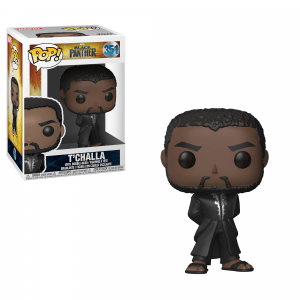 Funko Pop! T'Challa (Black Panther)