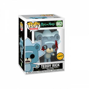 Funko Pop! Teddy Rick (Chase) (Rick and Morty)