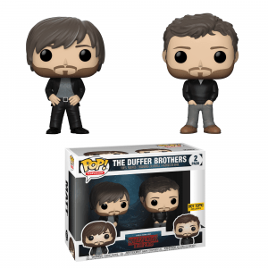 Funko Pop! The Duffer Brothers-2 Pack-M&R…