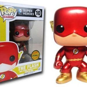 Funko Pop! The Flash (Chase) (DC…