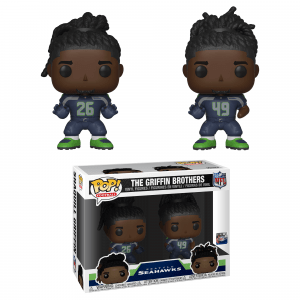 Funko Pop! The Griffin Brothers (NFL)