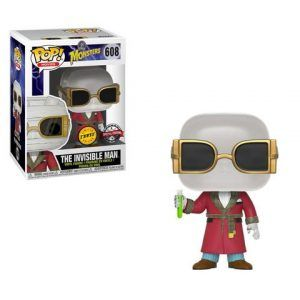 Funko Pop! The Invisible Man (Clear)…