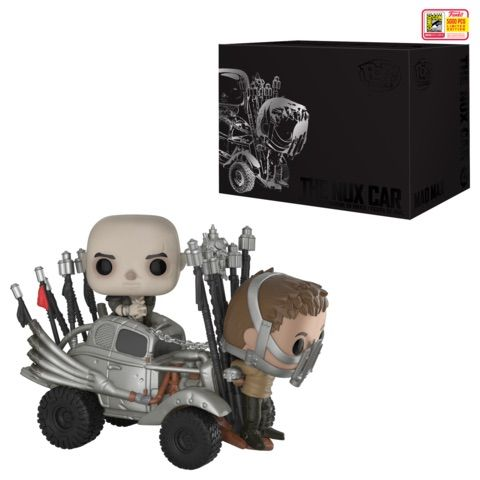 Funko Pop! The Nux Car SDCC (Mad Max)