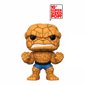 Funko Pop! The Thing (10-inch) (Marvel…