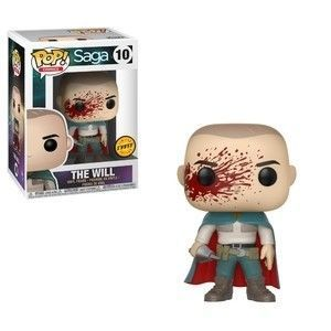 Funko Pop! The Will (w/ Lance) (Bloody) (Chase) (SAGA)
