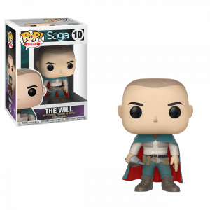 Funko Pop! The Will (w/ Lance) (SAGA)