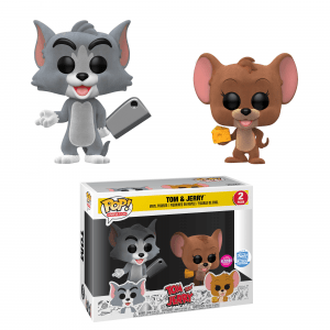 Funko Pop! Tom&Jerry-2 Pack - Tom&Jerry (FL) (Tom and Jerry)