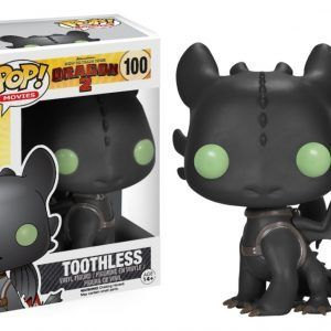 Funko Pop! Toothless (How to Train…