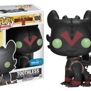 Funko Pop! Toothless (Racing Stripes) (How…