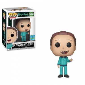 Funko Pop! Tracksuit Jerry (Rick and…