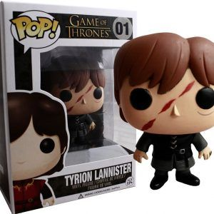Funko Pop! Tyrion Lannister (Scarred) (Game…