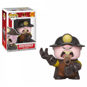 Funko Pop! Underminer (The Incredibles)
