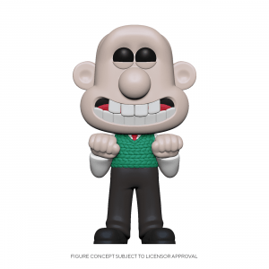 Funko Pop! Wallace (Wallace and Gromit)