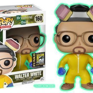 Funko Pop! Walter White - (Glow) (Breaking Bad)