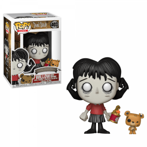 Funko Pop! Willow and Bernie (Don't…