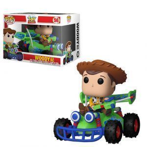 Funko Pop! Woody with RC (Toy…