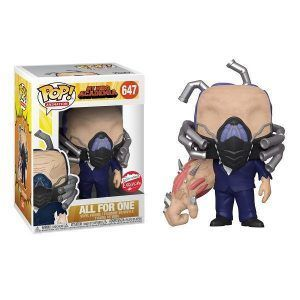 Funko Pop! All For One (Charged)