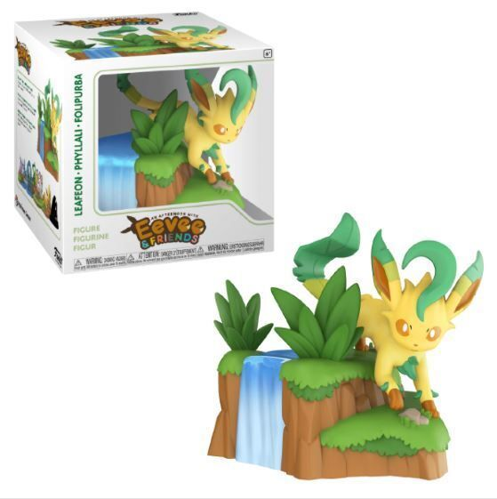 Funko Pop! An Afternoon with Eevee: Leafeon