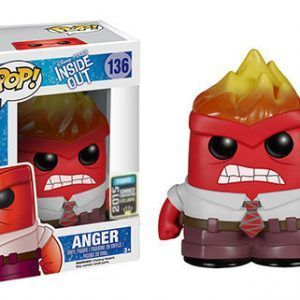 Funko Pop! Anger (Flames) [Summer Convention]