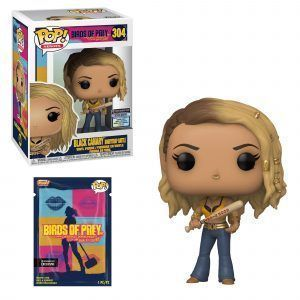 Funko Pop! Black Canary Boobytrap Battle (Collectible Cards)