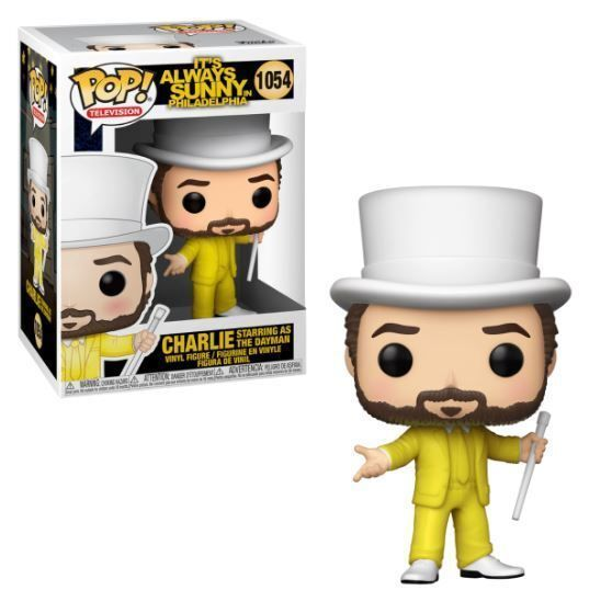Funko Pop! Charlie Starring as the Dayman