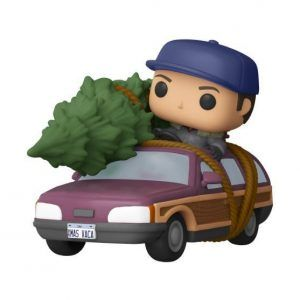 Funko Pop! Clark Griswold with Station…