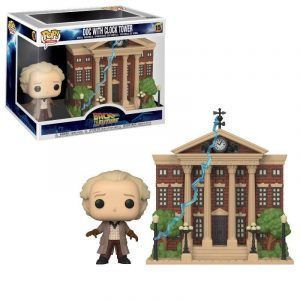 Funko Pop! Doc with Clock Tower