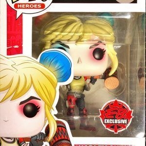 Funko Pop! Harley Quinn (with Mallet)…