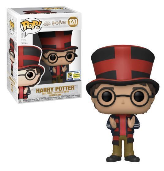 Funko Pop! Harry Potter (World Cup) [SDCC]