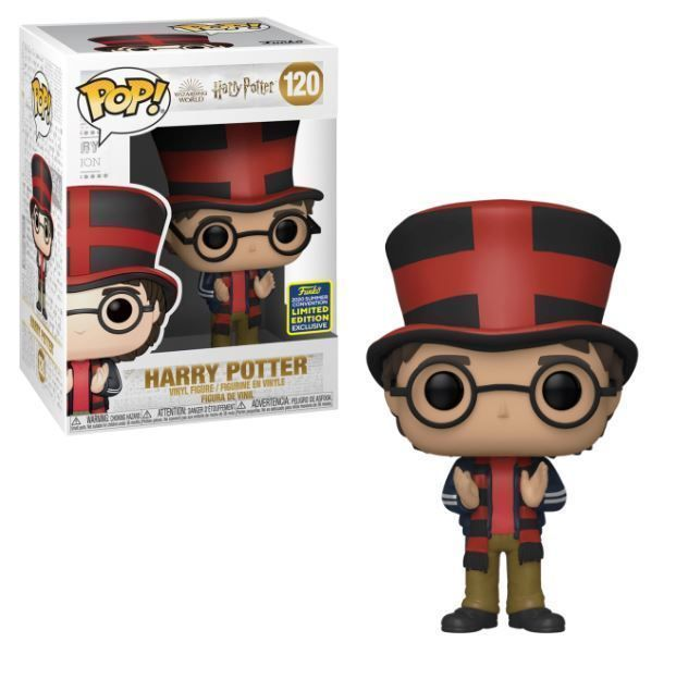 Funko Pop! Harry Potter (World Cup) [Summer Convention]