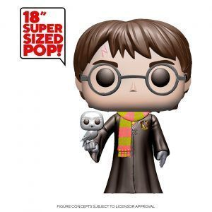 Funko Pop! Harry Potter (with Hedwig)…