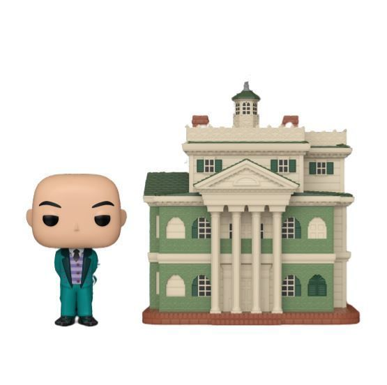 Funko Pop! Haunted Mansion with Butler