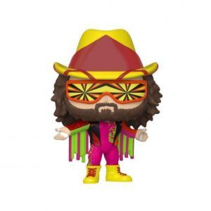 Funko Pop! Macho Man Randy Savage…