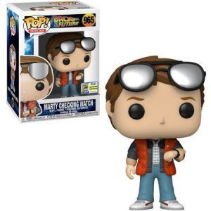 Funko Pop! Marty Checking Watch [SDCC]