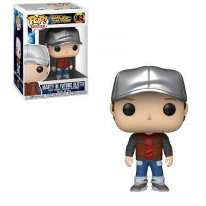 Funko Pop! Marty in Future Outfit