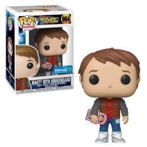 Funko Pop! Marty with Hoverboard