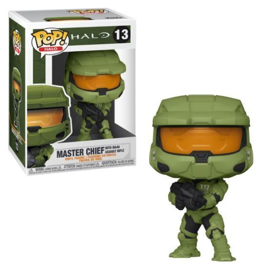 Funko Pop! Master Chief with MA-40 Assault Rifle